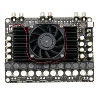 G 010 6*100W DC 36V TDA7498 Class D High power 5.1 Amplifier Board