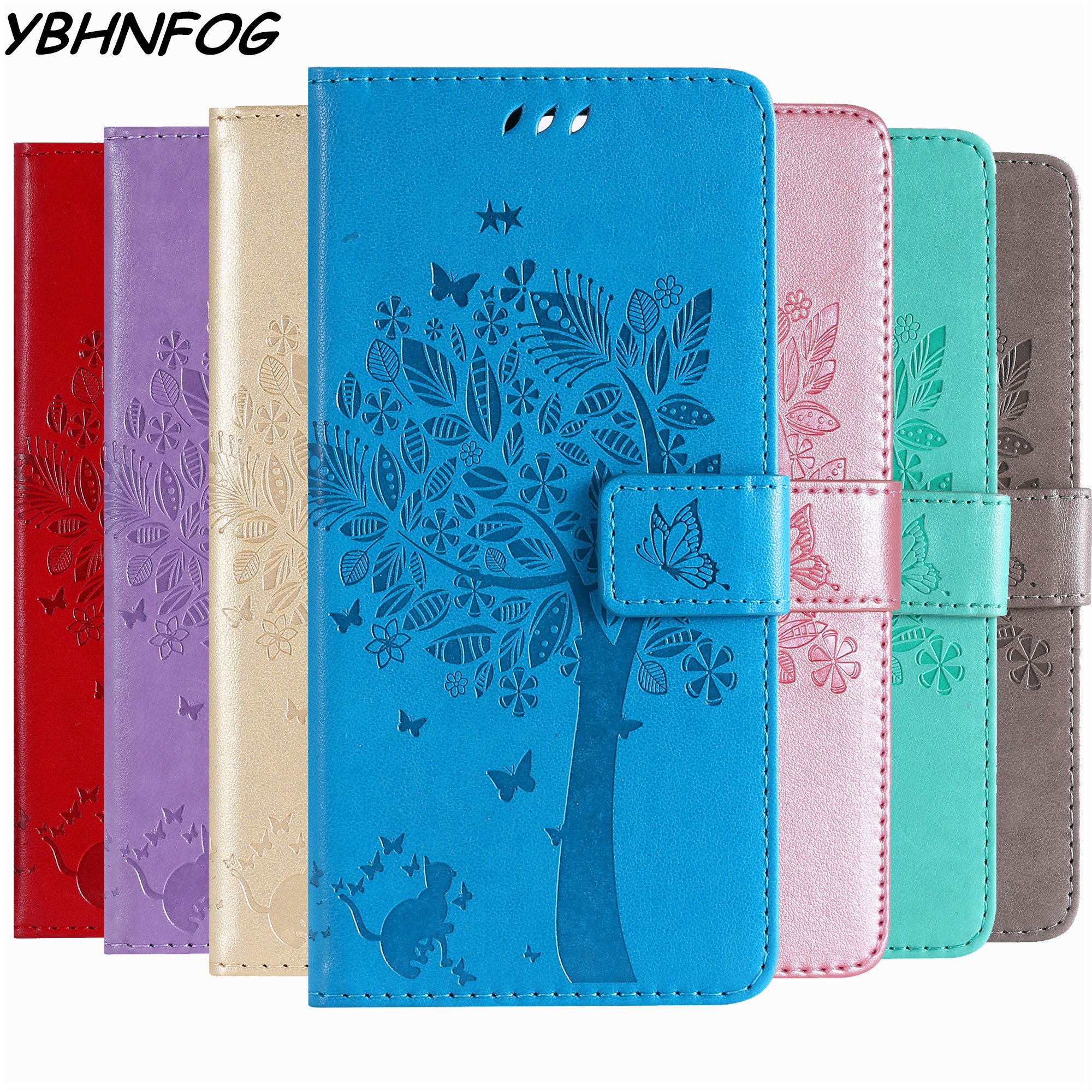 Luxury Retro Flip Case For Lenovo K5 Plus A6020 A2020 Vibe C PU Leather Wallet Stand Bag Cover For Lenovo ZUK Z2 Pro Case Coque