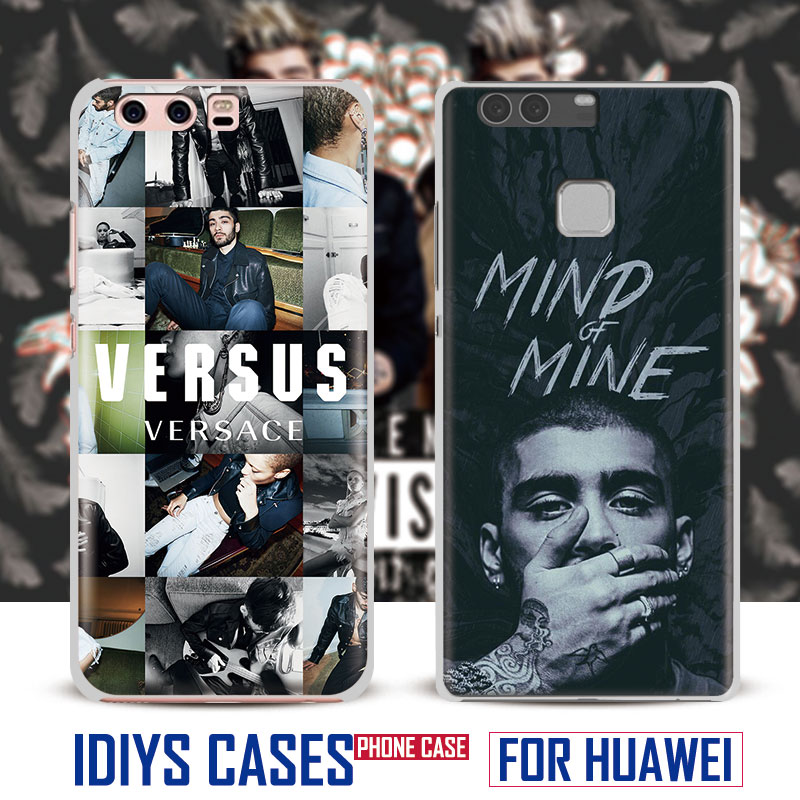 Zayn Malik For Huawei Ascend P8 P9 Lite P10 Plus Honor 6x 7i V8 V9 9 Mate 7 8 9 Nova Pop Singer Mobile Phone Case Cover Shell ...