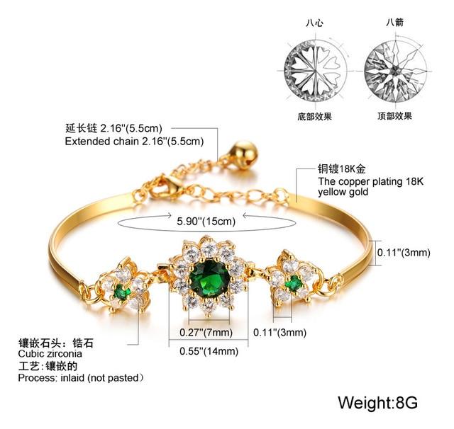 Фото высококачественные модные изысканные блестящие золотые браслеты