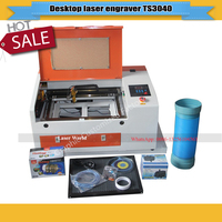 High Quality CO2 Laser Engraving Machine 50W TS3040 with CE Laser engrave