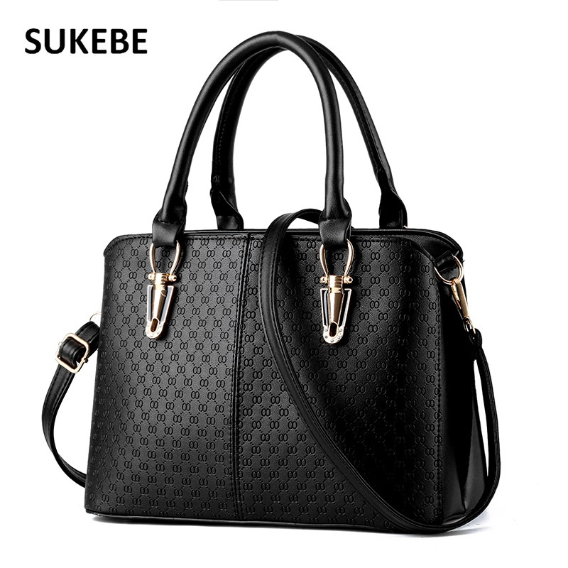 New Women Messenger Bags Fashion Luxury Leather Handbag Lady Shoulder Bags Women Bag bolsas femininas