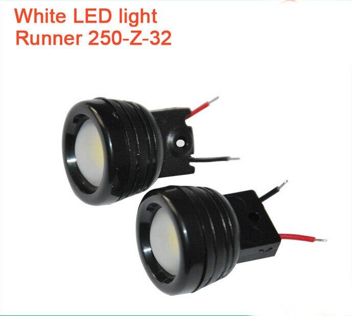 2 pcs/Lot Walkera Runner 250 Spare Parts White LED Light Runner 250-Z-32 F15903
