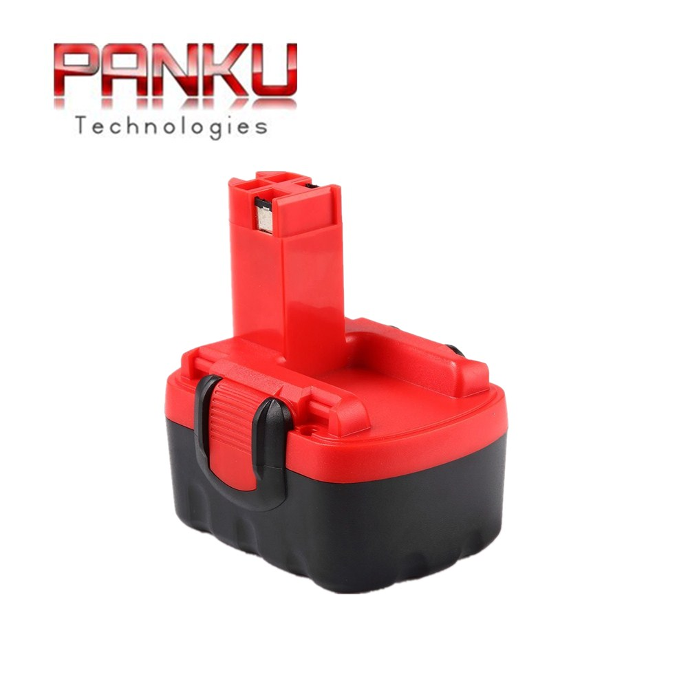 PANKU 14.4v 3.0Ah Replacement Battery for Bosch BAT038 BAT040 BAT041 BAT140 BAT159 BAT041 2607335534 35614 13614 3660K 3660CK panku 14 4v 3 0ah replacement battery for bosch bat038 bat040 bat041 bat140 bat159 bat041 2607335534 35614 13614 3660k 3660ck