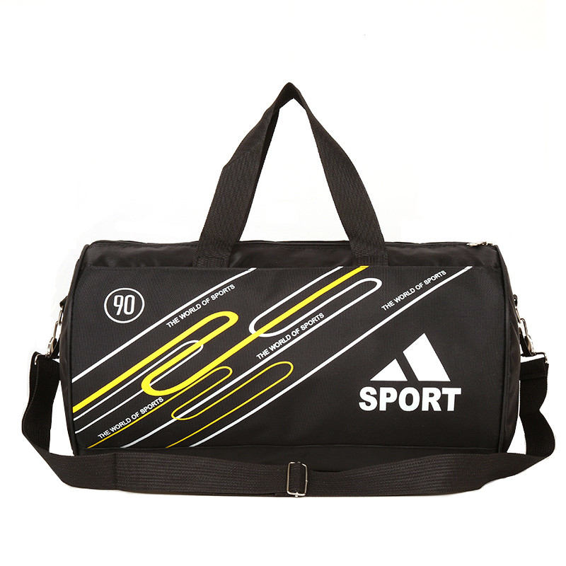Men's  Shoulder Training Camping Yoga Duffel Sports Fitness Gym Suitcase Bags Waterproof Outdoor Gym Suitcase Handbag