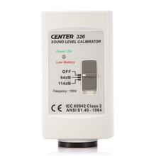 CENTER-326 kalibrator poziomu dźwięku tanie tanio niusiwen