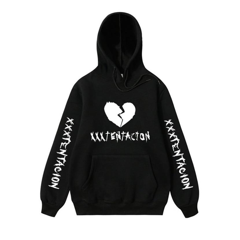 Revenge Kill Fashion Suprem Hoodie Men/Women Casual Hip Hop XXXTentacion Sweatshirt Vibes Forever Traksuit Fleece Pullover Hoody