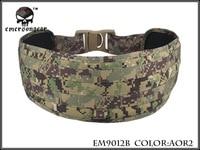 EMERSON LBT1647B Style Molle Belt Airsoft Painball Wargame AOR2 EM9012B Waist Support