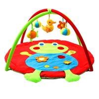 Newborn Baby Play Mat Soft Crawling Game Mat Cushion Pad Carpet Rug Playmat Gym Sensory Educational Toys for Infant Kids