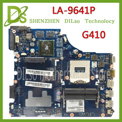 KEFU LA-9641P dla Lenovo G410 laptopa płyty głównej płyta główna w HM86 PGA947 LA-9641P test płyty głównej