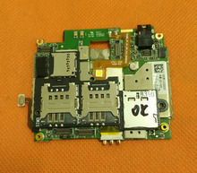 Used Original mainboard 512M RAM+4G ROM Motherboard for HTM Feiteng H9503 MTK6572 Dual Core 5.0 inch Free shipping