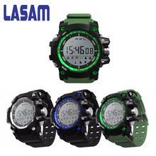 LASAM XR05 Vogue Well being Sensible Watch Help Altitude Barometric strain Temperature UV Monitoring Bluetooth Wristwatch