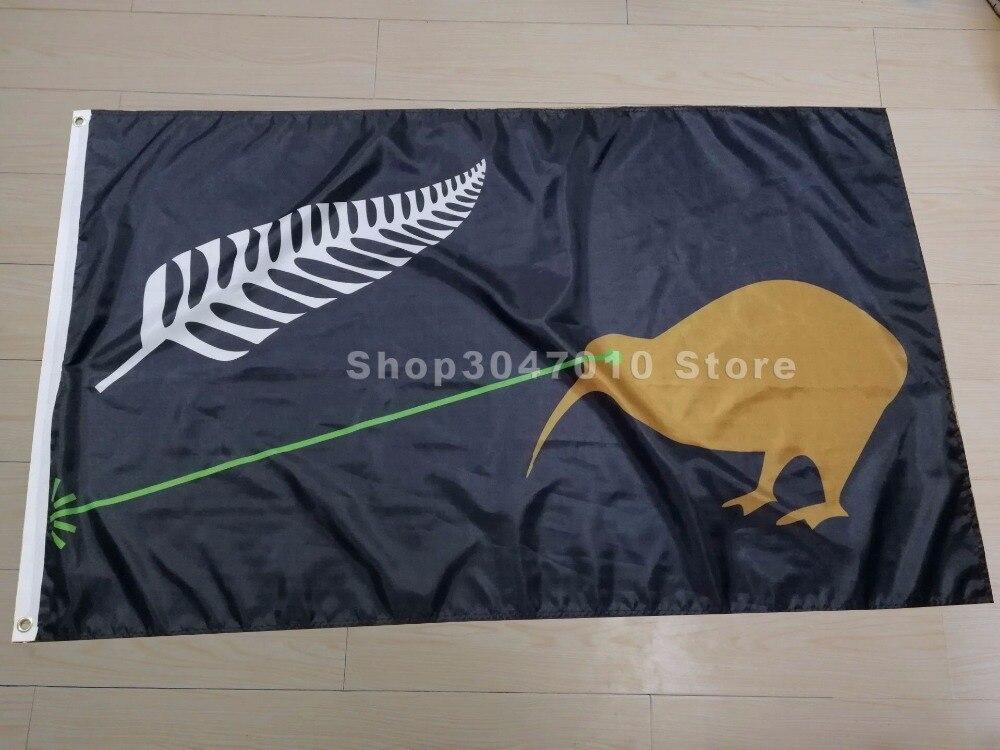 Флаг Новой Зеландии киви 150x90 см