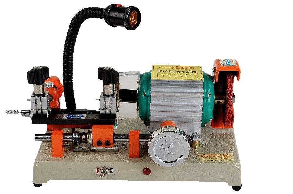 110v 130v or 220v 240v Defu 2as Key Cutter Duplicate Cutting Machine Locksmith Tools
