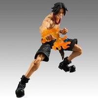 Japão anime um pedaço de ação heróis Portgas D Ace pvc action figure collectible modelo toy 18 cm juguetes hot venda
