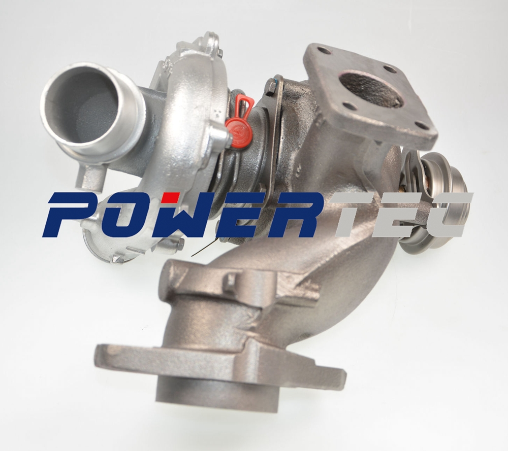 Balanced turbine full complete turbolader 707240 turbo For Lancia Phedra Zeta 2.2 JTD 94 Kw - 128 <font><b>HP</b></font> <font><b>129</b></font> <font><b>Hp</b></font> DW12TED4S 2002- image