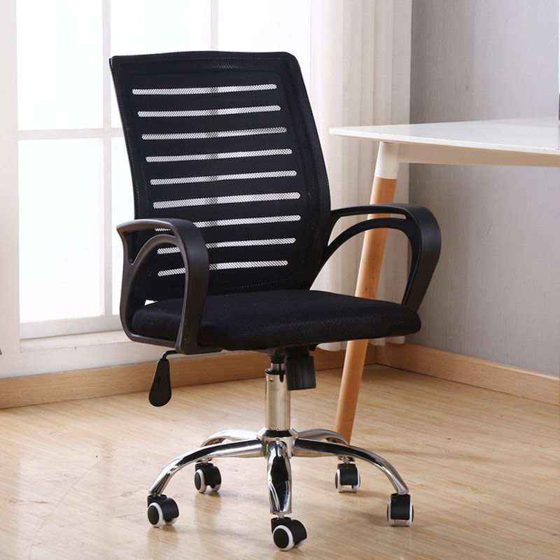 Computer Net Cloth Modern Simple Office Chair Bow Staff Chair Household Lifting