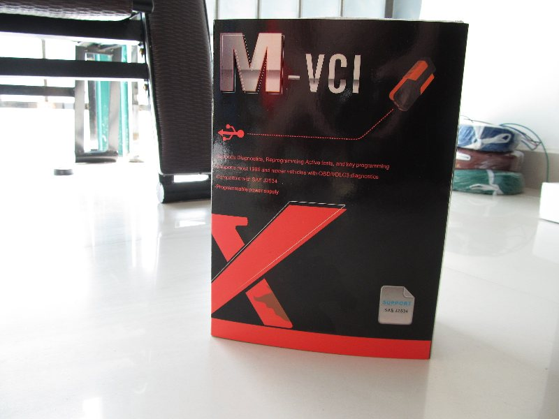 mvci interface for to-yo-t--a tis for hond hds for volvo dice with newest version xhorse mvci 3 in 1 V 10.00.028 Free shipping