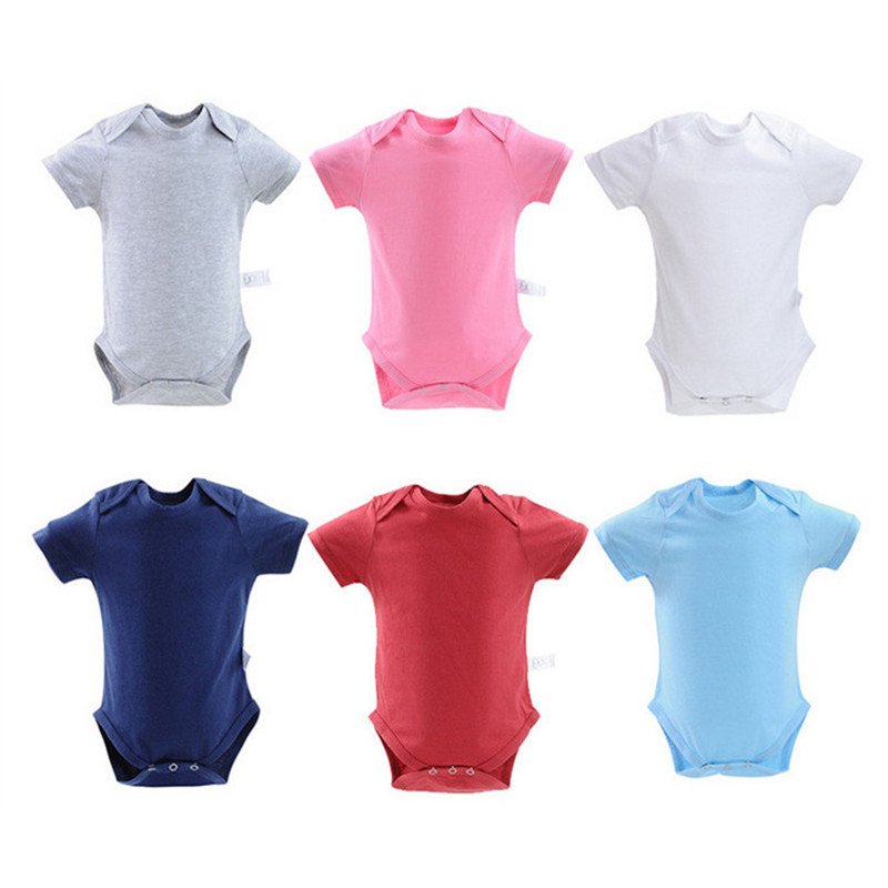 2017 Summer 0-12M Cheap Clothes China Baby Rompers Children Clothing Layette Boy Girl Romper Newborn Jumpsuit Casual Overalls summer newborn baby rompers ruffle baby girl clothes princess baby girls romper with headband costume overalls baby clothes