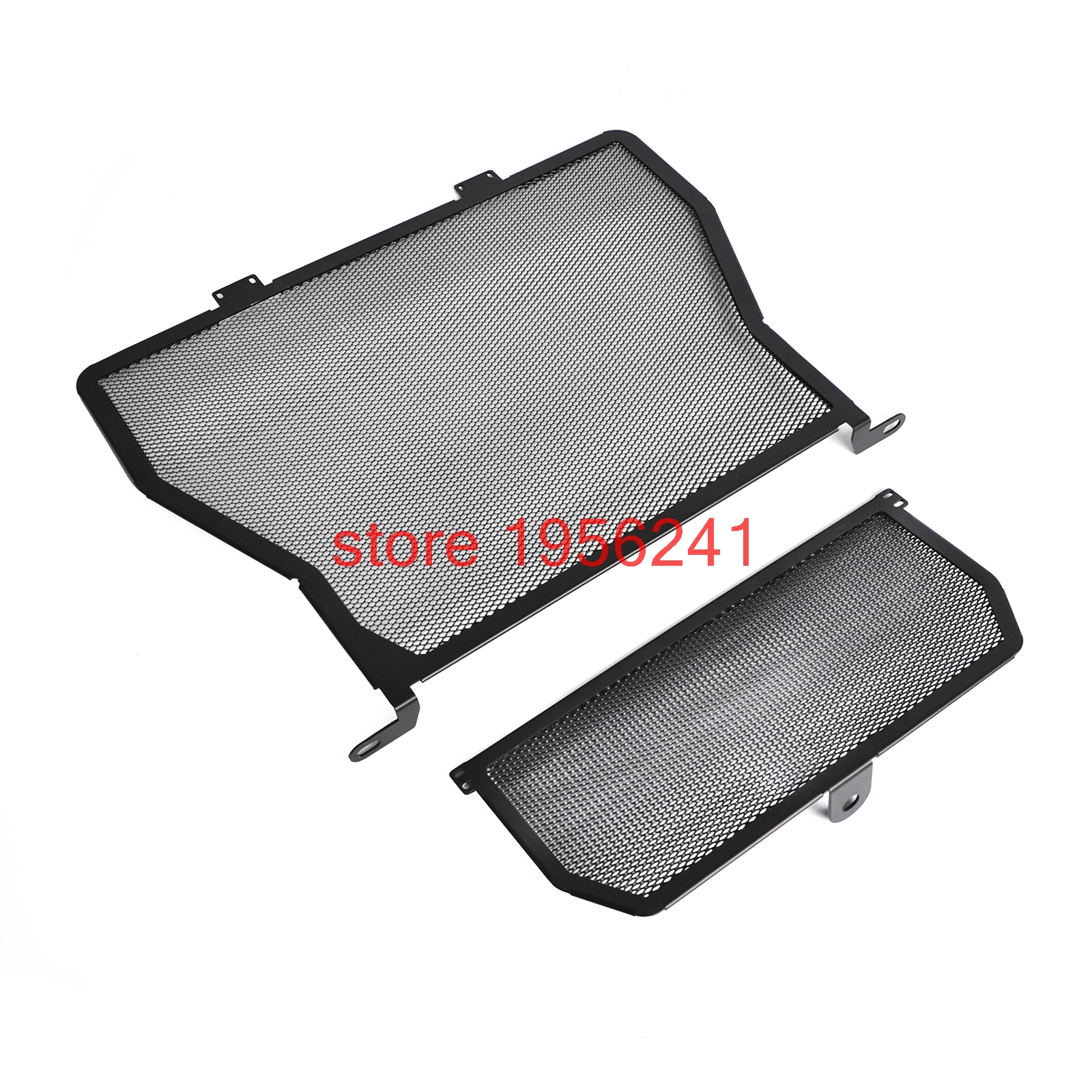 Radiator Grill Oil Cooler Cover Protector For BMW S1000R 2014-2017 S1000RR 2010-2017 S1000XR 2015 2016 2017 HP4 2012-2014 motorcycle radiator grill oil cooler guard cover protector for 2009 2010 2011 2012 2013 2014 2015 bmw s1000rr s1000 rr abs k46