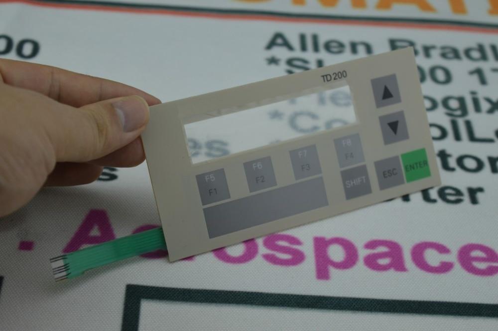 6ES7272-0AA30-0YA1 6ES7 272-0AA30-0YA1 Membrane Keypad For TEXT DISPLAY TD200 Repair Parts, HAVE IN STOCK romanson rm 6a05l lj wh