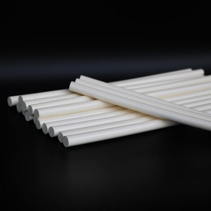 10Pcs 11x300mm Lăptușesc Alb fierbinte fierbinte lipici lipici 150 - Scule electrice - Fotografie 5