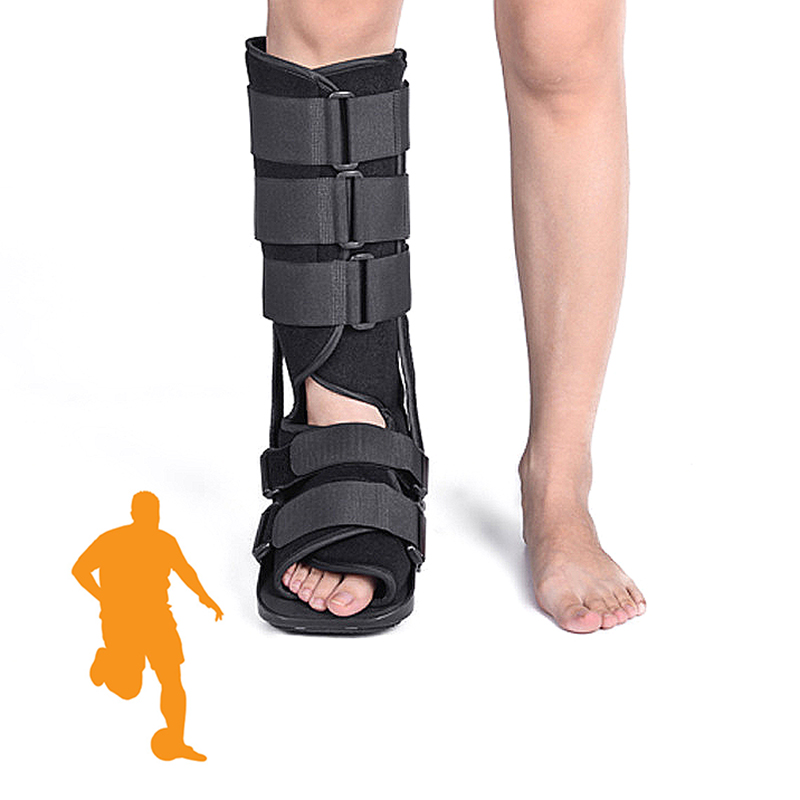 High Quality Walking Boot Shoe Ortho Medical Equipment Foot Brace Leg Protection M/L/XL вытяжка gorenje du 5446 w