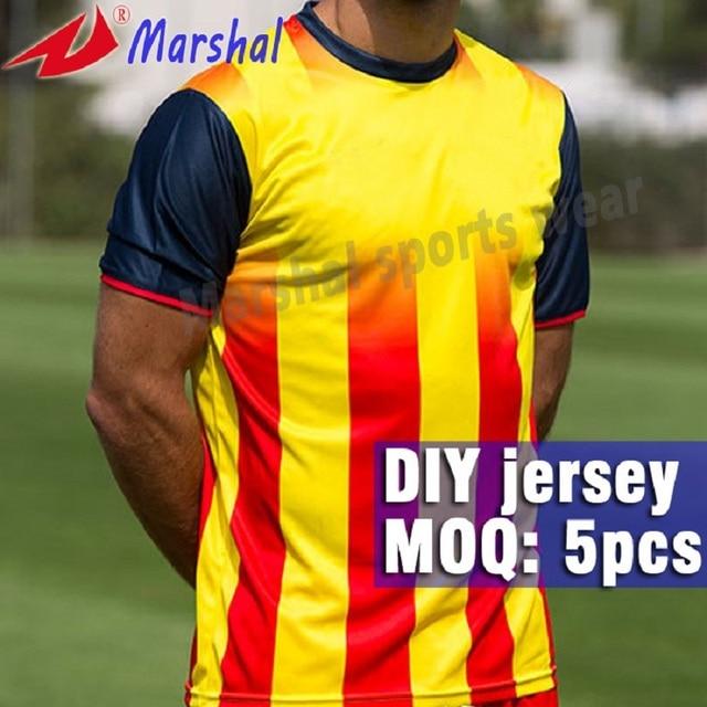 16beecb25 2019 Sublimated customize blank soccer jersey blazer football team uniform  OEM logos name numbers camisas futebol Training suits