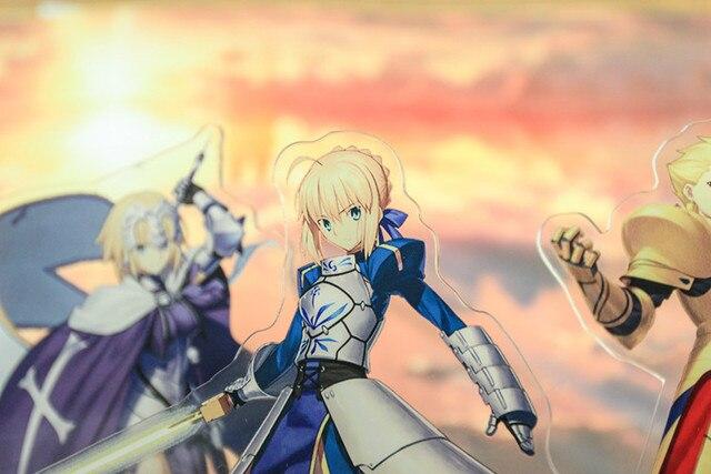 Аниме фигурка акриловая Fate Grand Order 4