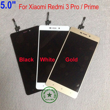 TOP Quality For Xiaomi Redmi 3 Pro LCD Screen 100 New HD 5 0inch LCD Display