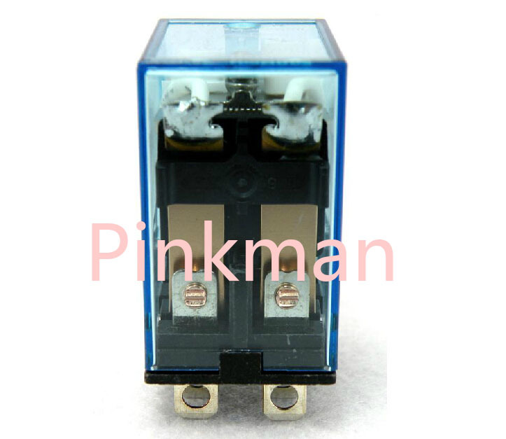 5pcs  220V AC 110V 12V 24V MINI Intermediate Relay Coil Power Relay DPDT LY2NJ 10A цена и фото