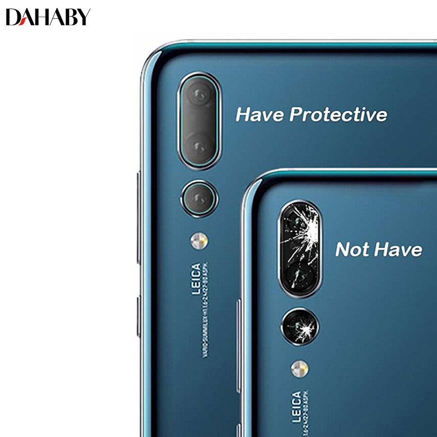 Dahaby For Huawei P9/P10 Lite Honor 9/10/V9 P Smart Mate 9 Lite Y6 2018 Back Camera Lens Screen Protector Tempered Glass Film