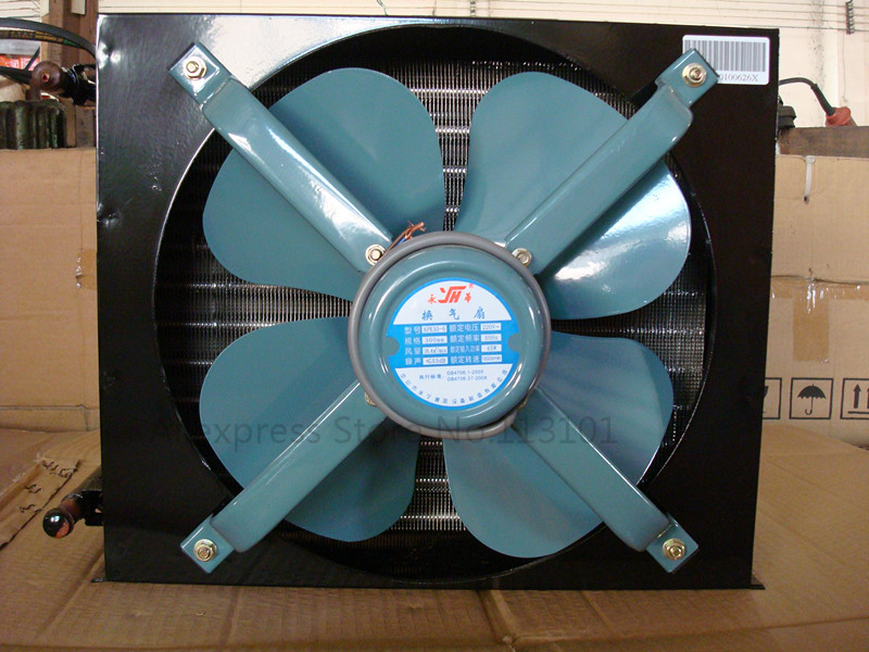 Special Electrical Fan of Condenser for BQL ice cream machines accessories of ice cream machine 15hp water cooled condenser for ice maker machines