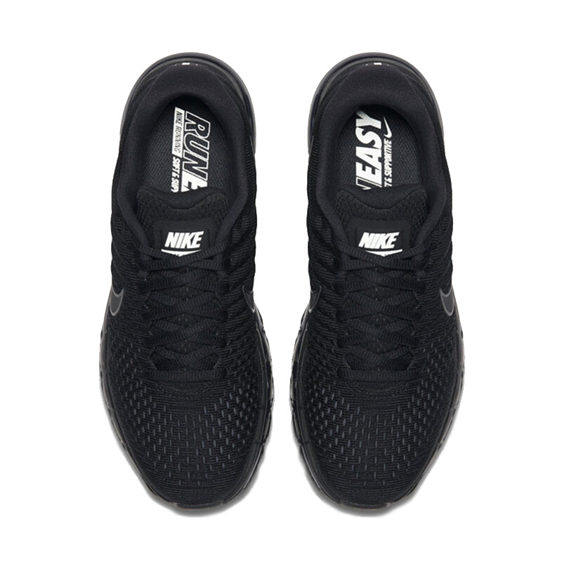 22a72752ad Original Authentic NIKE AIR MAX Men's Running Shoes Sneakers low top  Breathable Whole Palm Cushioning Outdoor Sports 849559-in Running Shoes  from Sports ...