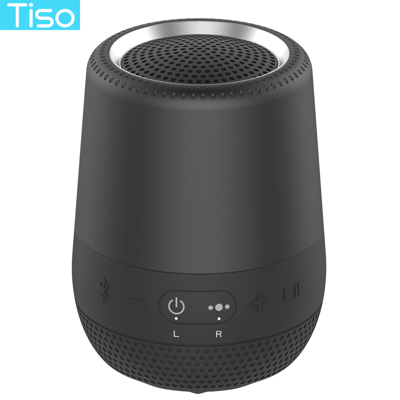 30 Hours Playtime Wireless Bluetooth Speaker 8W Inner-Magnet Loudspeaker+80Mm Passive Bass Portable
