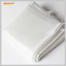 Jeely E-glass 160gsm износостойкая саржа тканый Стеклопластик ткань с резным покрытием усиленная ткань ширина 1 м