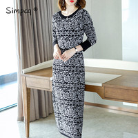 Shrug Spandex Jumper O neck Long Promotion Rushed Women Sweaters And Poncho Cardigan Feminino Pullover Charm Dress Sweater