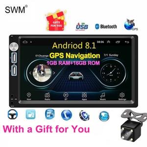 SWM Car Radio Android 8.1 Auto