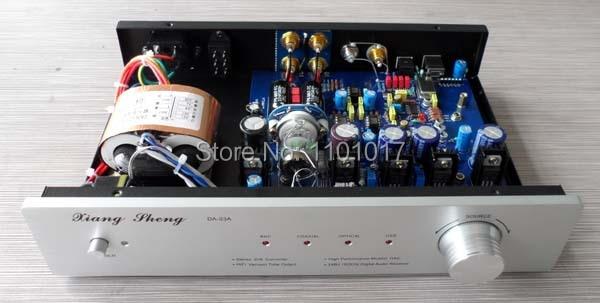XiangSheng DAC-03A I PCM1794 USB borusu DAC HIFI EXQUIS Koaksial - Evdə audio və video - Fotoqrafiya 5