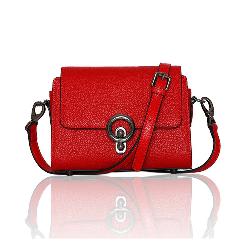 2018 Women Genuine Leather Shoulder Bag Handbag Retro Female Small Messenger Famous Designer Clutch Shoulder Bags Clutch Sac сумка через плечо bolsas femininas couro sac femininas couro designer clutch famous brand