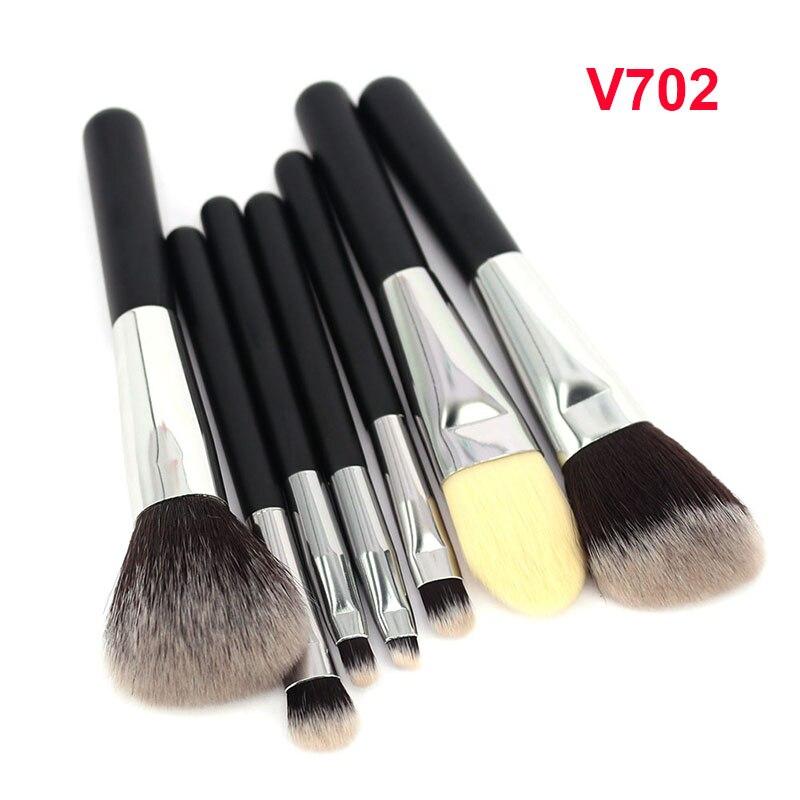 Tesoura de Maquiagem conjunto Material da Escova : Cabelo Sintético