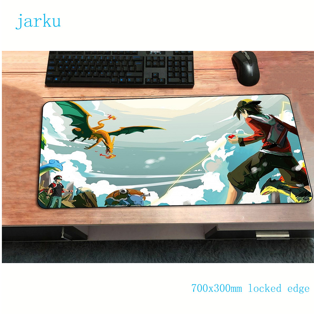pokemons mousepad best 70x30cm gaming mouse pad gamer mouse mat Gorgeous pad keyboard computer padmouse laptop play mats 2