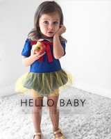 EMS DHL Free Shipping 2017 NEW Baby Girl Clothing Children Summer S Ow Wh Te Romper