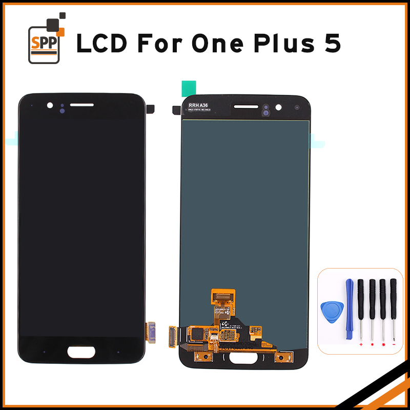 Lcd Für Oneplus 5 Oneplus5 A5000 Lcd Display Touchscreen Handy Lcd