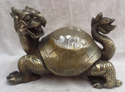 0 10 Chinese Bronze Sculpture FengShui BiXie Dragon Turtle Set Tortoise Statue0 10 Chinese Bronze Sculpture FengShui BiXie Dragon Turtle Set Tortoise Statue