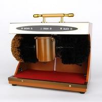Full Automatic Induction Shoe Polishing Machine Public Electric Wiping Shoe Machine Hotel Titanium Shoe Manufacturer Direct