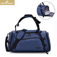 Hot Outdoor Bags Unisex Multifunctional Handbag Shoulder Travel bag for Gym Large Capacity Sport Shoes Storage Training Pack