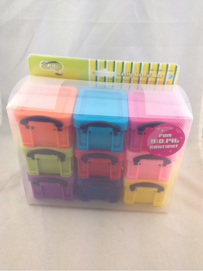 Small Candy Color Transparent Mini Storage Box,Plastic Storage Boxes,Storage  Cases,Cute Jewelry Box,9pcs/lot,free Shipping In Storage Boxes U0026 Bins From  Home ...