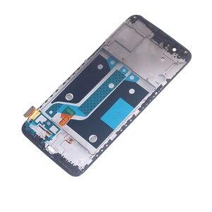 "Image 4 - 5.5 ""AMOLED תצוגה עבור Oneplus 5 A5000 OLED תצוגת LCD + מסגרת מסך מגע digitizer החלפת Oneplus 5 a5000 ערכת תיקון"