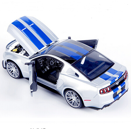 High Artificial Collectable Alloy Sports Car Model Need For